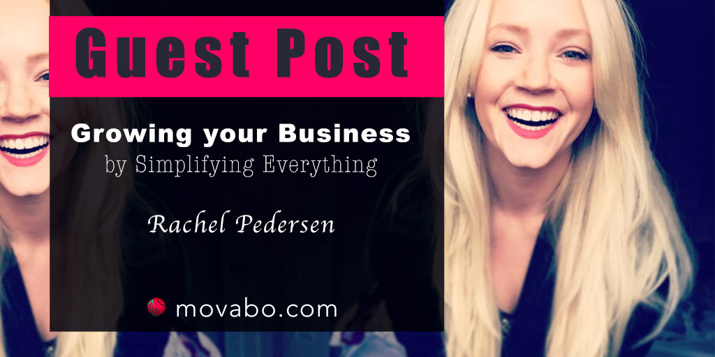 Her Business Toolkit: Rachel Pedersen, small business social media manager